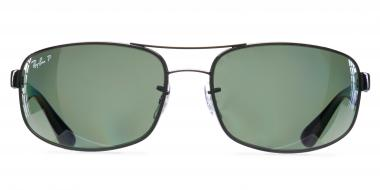Ray Ban Sunglasses Polarised RB3445 002/58 64