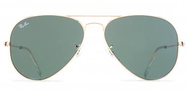 Ray Ban Sunglasses RB3025 L0205 58
